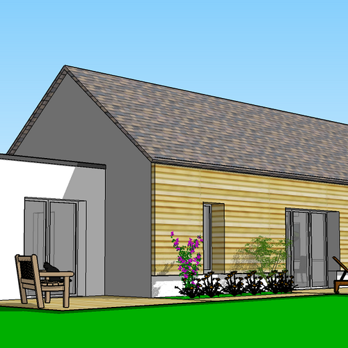 Projet : Aménager une maison avec accessibilité handicapé