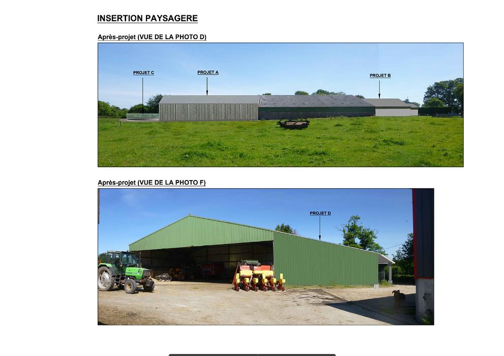 Construction hangar agricole pour stockage - Mahalon screenshot2020-12-11agricole-googledrive1