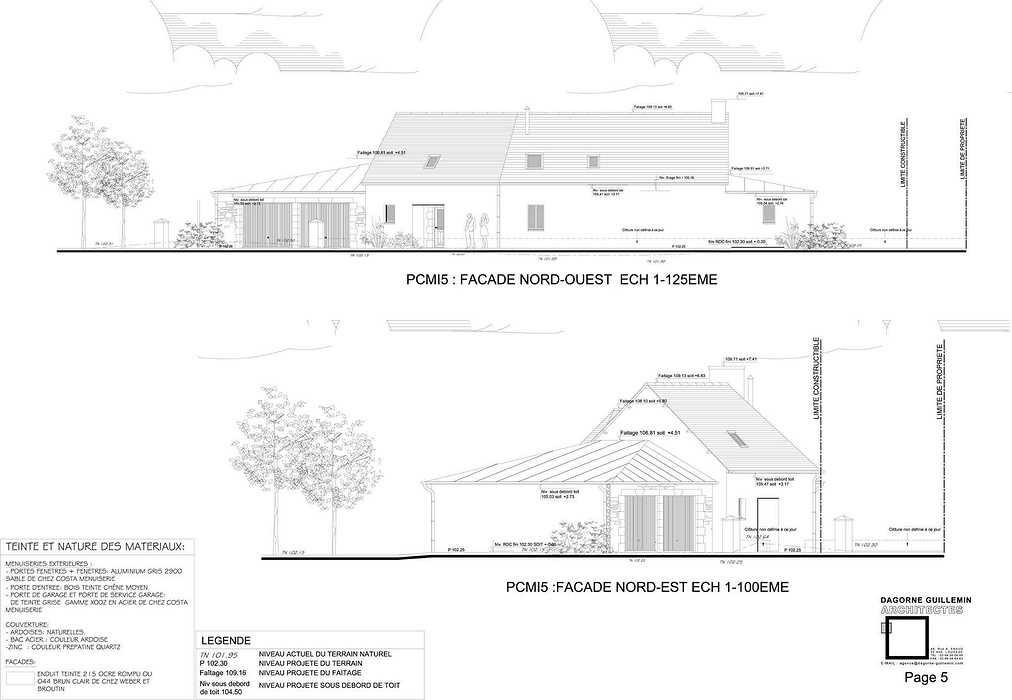 Construire un projet de maison adapté à votre terrain dag2