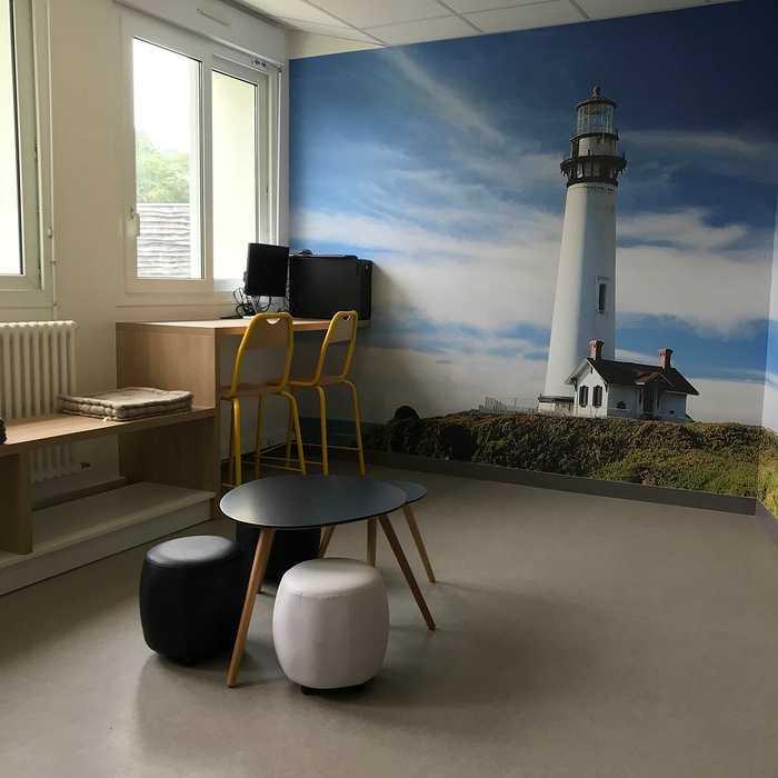 Aménagement d''un espace détente - Lycée St Ilan, Langueux img-0043