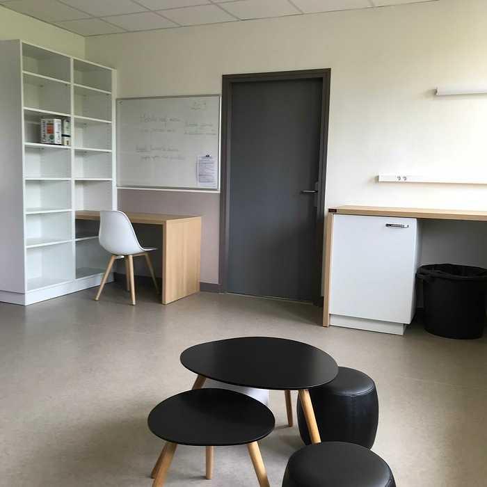 Aménagement d''un espace détente - Lycée St Ilan, Langueux img-0045