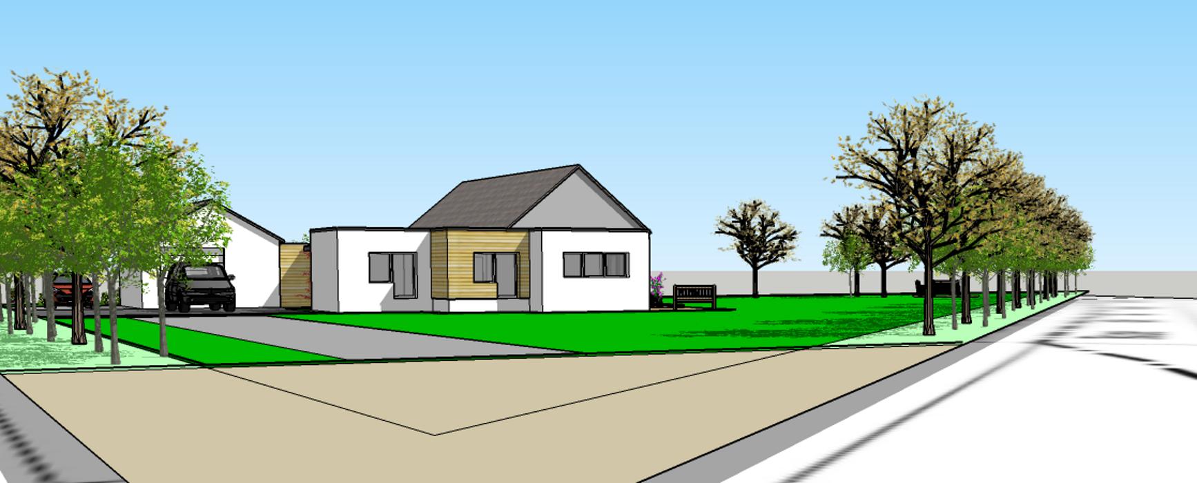 Projet : Aménager une maison avec accessibilité handicapé 04