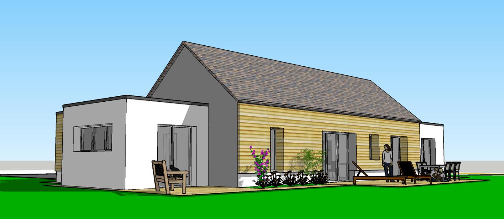 Projet : Aménager une maison avec accessibilité handicapé 0