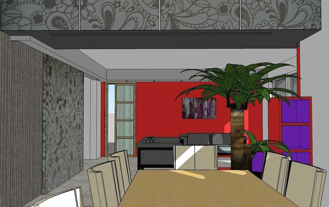 Réaménagement intérieur d''une maison réalisée dans les années 2000 3dburlot2